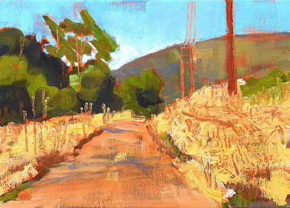 Kevin Inman Laguna Canyon