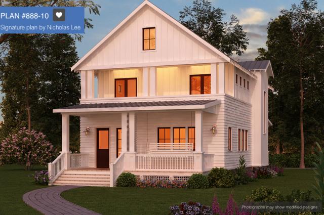 Plan 888-10 by Houseplans.com - Architect Nicholas Lee