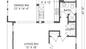 House Plan: Plan TNH-SC-47A by Moser Design Group! – ArtFoodHome.com