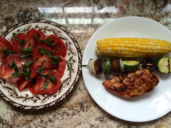 Healthy Dinner Idea