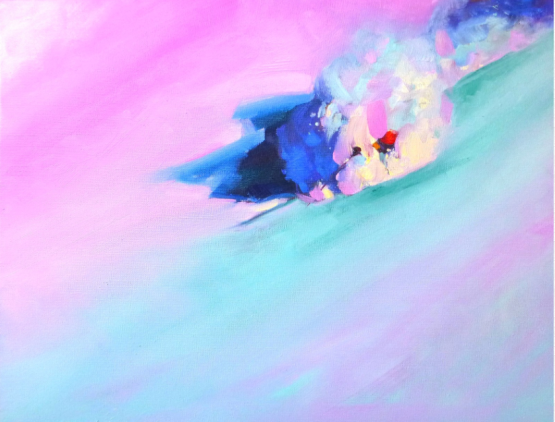 Velvet Hues by Jacob Tarazoff 16x20 Oil
