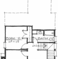 House Plan: The Bartlett (NC0004) by Allison Ramsey Architects!