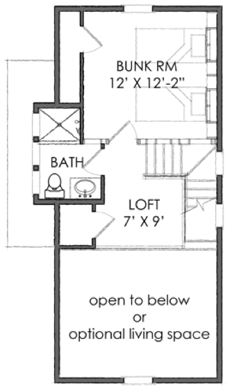 House Plan Tnh Pc 15a By Moser Design Group A R T F O