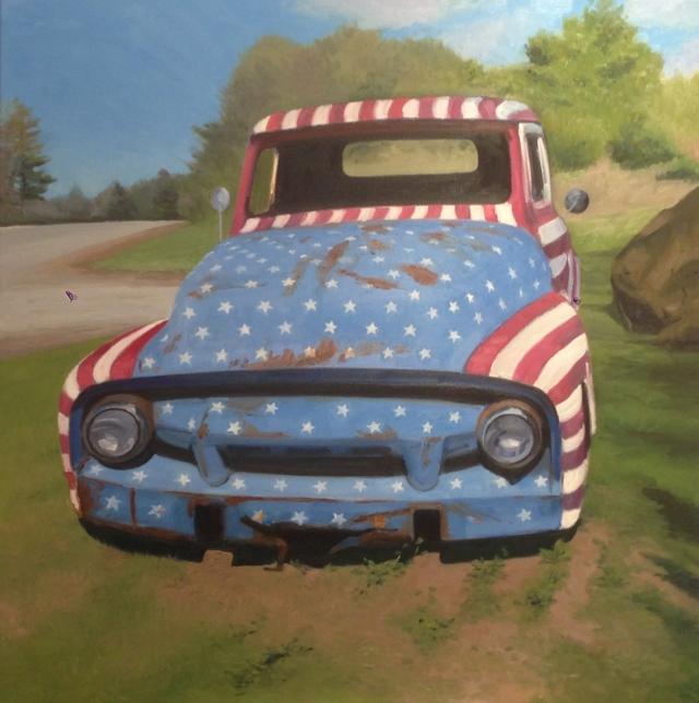 Stars 'n Stripes by Kevin Beers