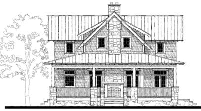 House Plan The Fairview Ridge Plan By Allison Ramsey