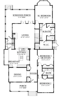House Plan The Mises Plan C0512 By Allison Ramsey Architect as well 7181413 additionally Houseplanshelp likewise One Bedroom Cabin Plans further Do We Really Need 50 Shades Of Gray Or Just A Few Good Ones. on foyer office design