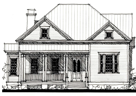 The Mises Plan (C0512) by Allison Ramsey Architect