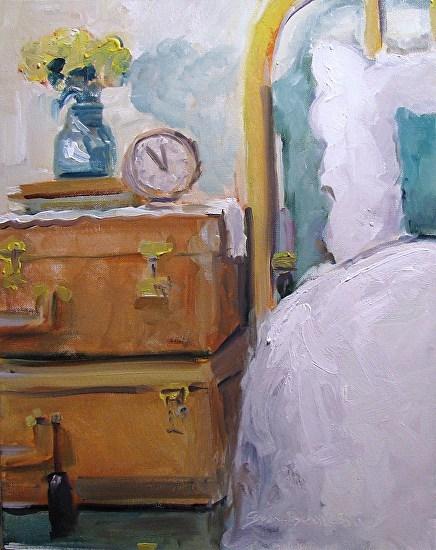 Susan E Jones five-till-noon | ArtFoodHome.com