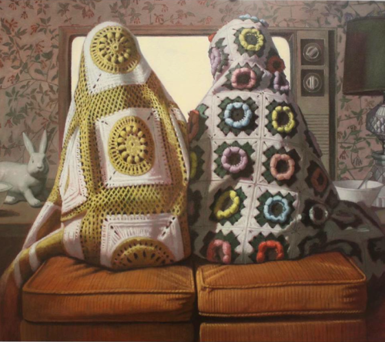 Afghans by Shawn Fields | artfoodhome.com