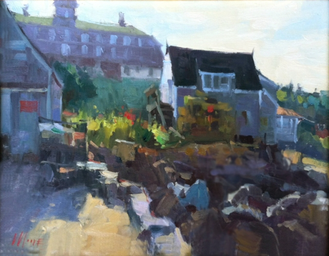 Monhegan by Larry Moore
