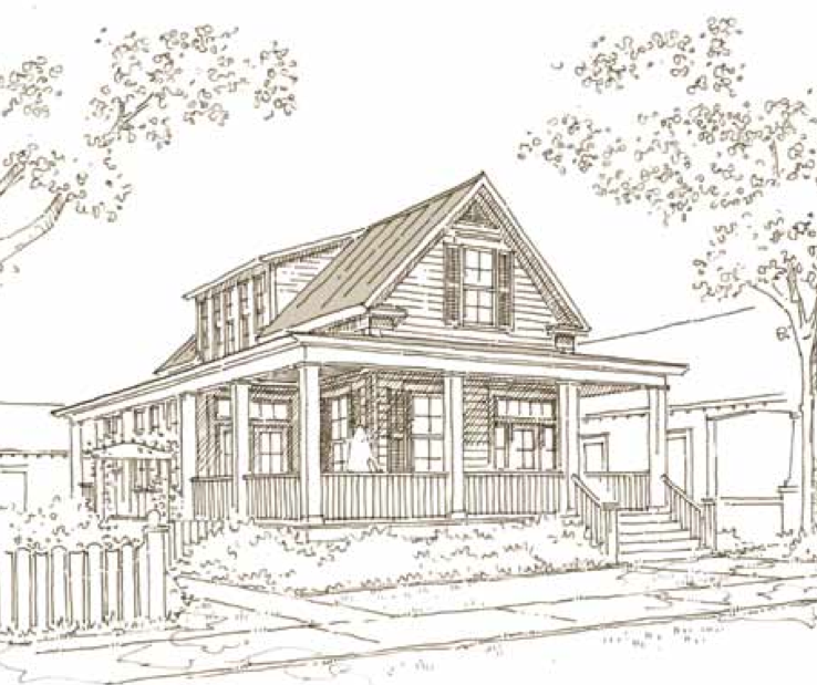 House plans page 4 for Madison house plan