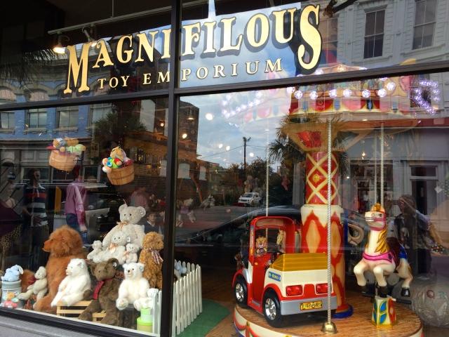 Magnifilous Toy Emporium