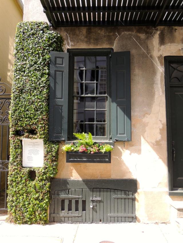 Charleston Window...