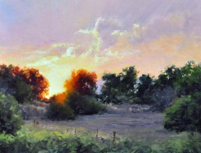 Lavender Sky by Cheryl St John