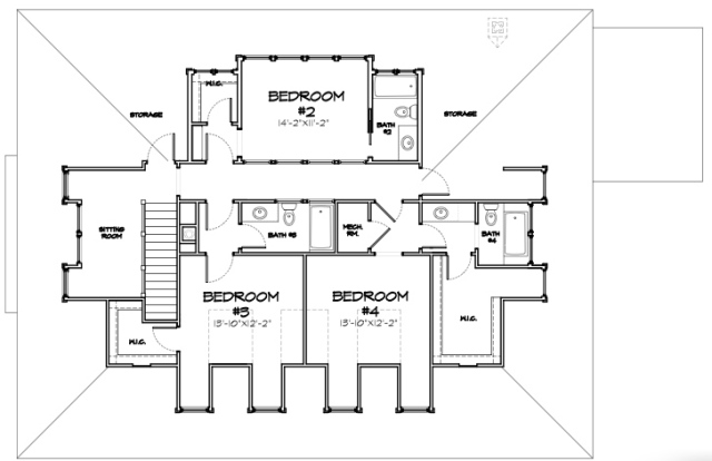 248 Abbeville | Our Town Plans UP