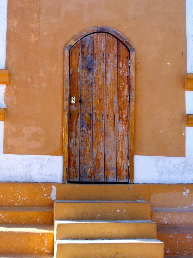 Door in Mexico