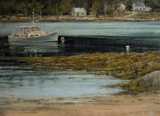 Island Harbor by Carol Jenkins
