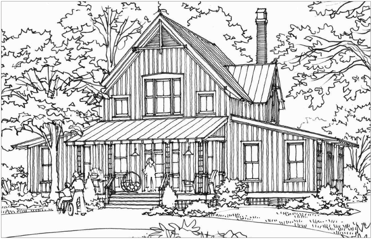 House Plan White Plains By Our Town Plans