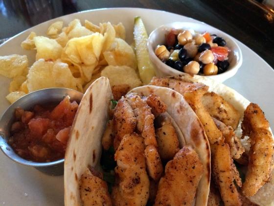 Fish Tacos - Island Inn Monhegan