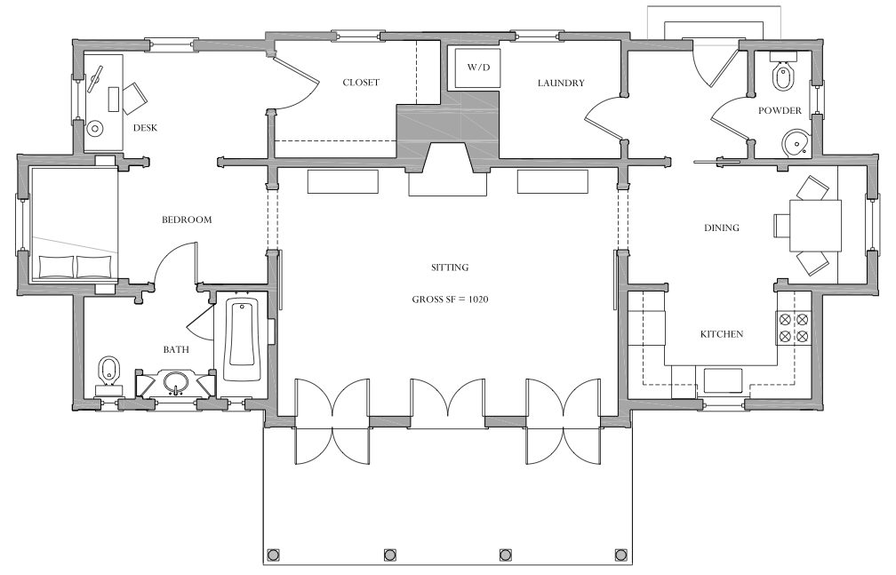 Madison house plan | House list disign