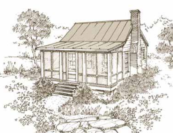 House Plan  Henderson Road by Our Town Plans    ArtFoodHome com Henderson Road by Our Town Plans