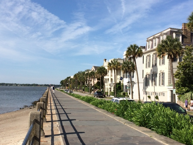 Cool shadows - Charleston, SC