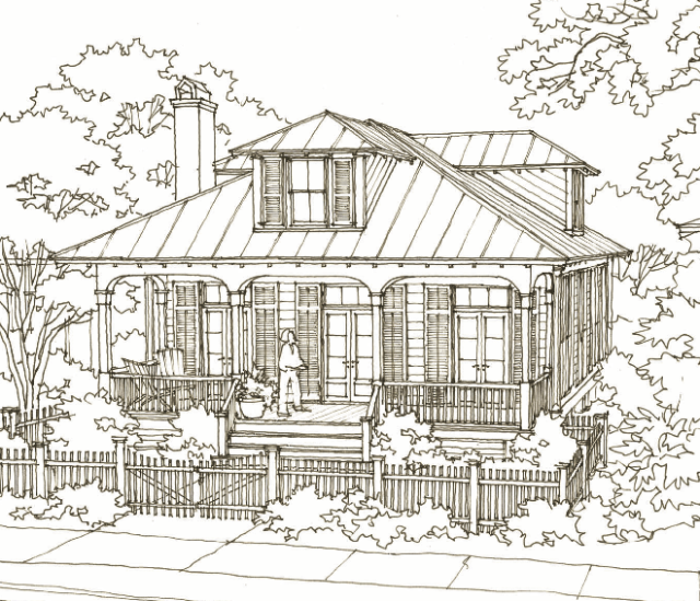 27 Aiken Street by Our Town Plans