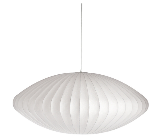 [Lighting] - The Nelson Saucer Pendant Lamp