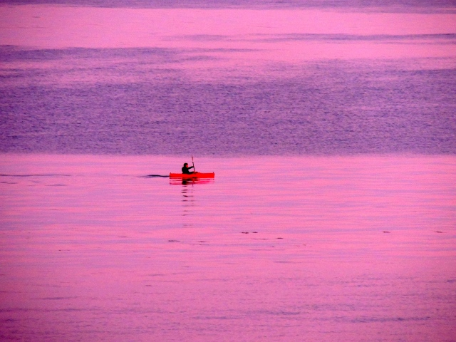 Sunrise Monhegan Maine