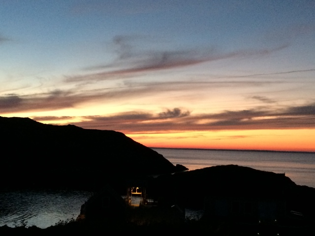 Looking towards Manana from Monhegan