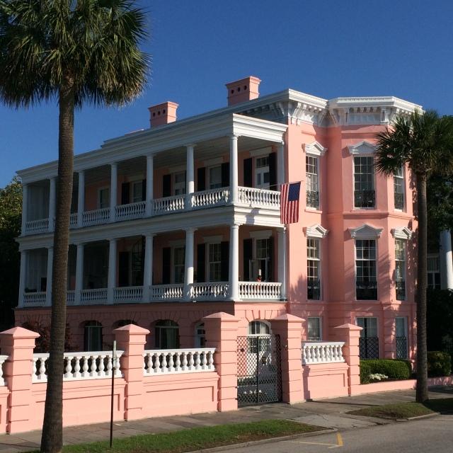 Colorful Charleston, SC