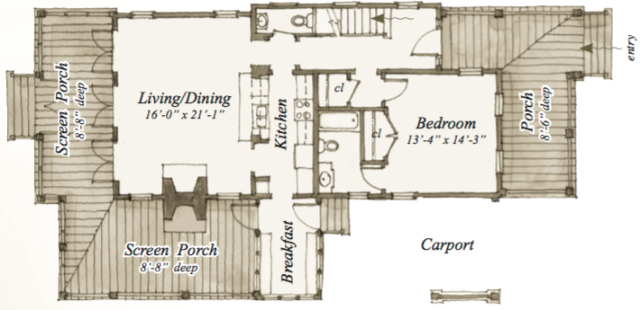 23 Covington Court by Our Town Plans