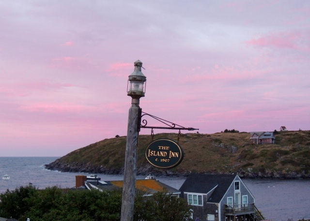 Island Inn, Monhegan Maine