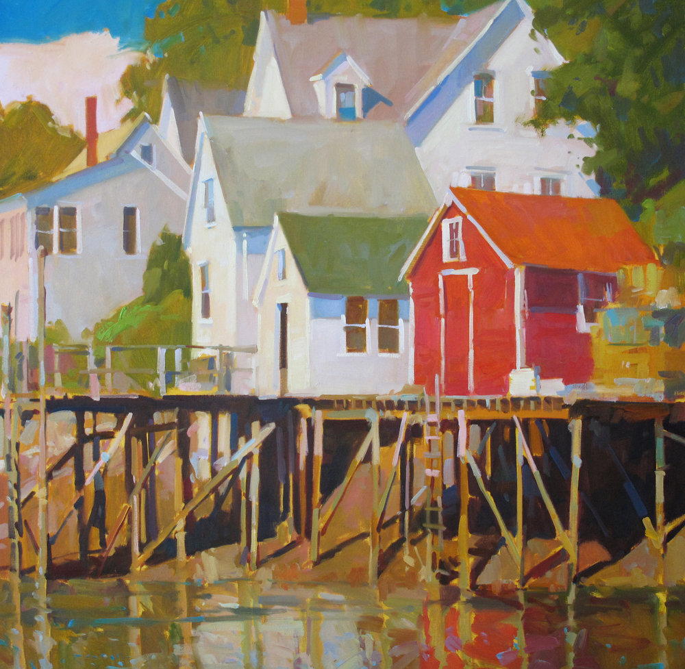 Featured Artist: Colin Page! – ArtFoodHome.com