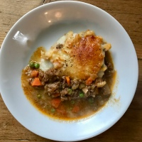 Shepherd's Pie - Great recipe for a cold day!