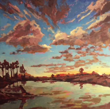 bayou-clouds-by-chris-long-36x36-acrylic