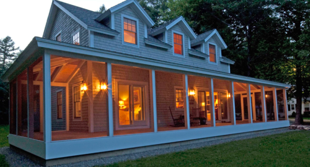 The Sunapee Cottage by Yankee Barn Homes! – ArtFoodHome com
