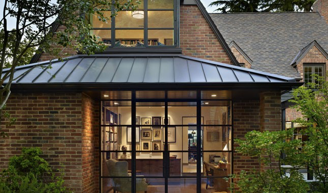 The Book House Deforest Architects