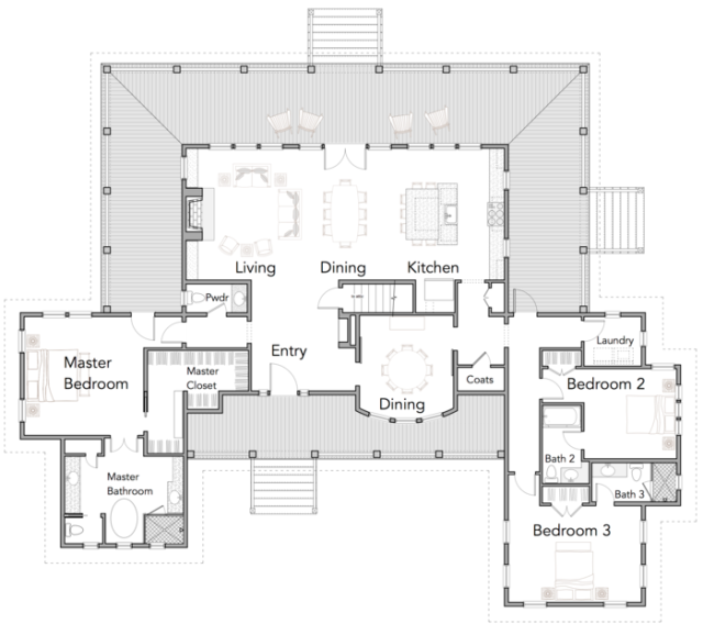 House plans page 2 Rest house plan