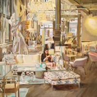 Featured Artist: Mary Sauer!