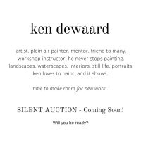 Featured Artist: Ken DeWaard!
