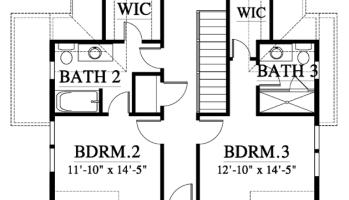 House Plan Thursday: Whisper Creek – a perfect mountain getaway ...