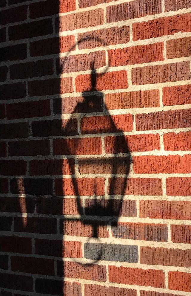 Gas Lantern Shadow