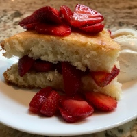 Strawberry Shortcake Recipe from the Magnolia Journal (Joanna Gaines)!