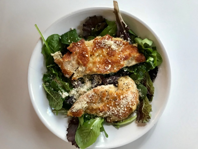 Ina Garten's Chicken on Salad