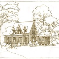 House Plan: 29 Washington Street by Our Town Plans!