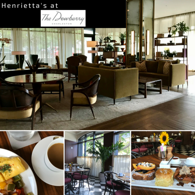 Henrietta's located at The Dewberry