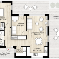 Truoba Mini 615 House Plan!