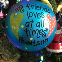 A holiday message!