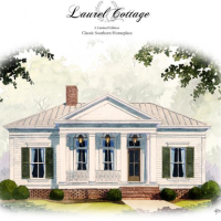 The Laurel Cottage Plan by C. Brandon Ingram!